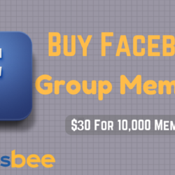 Buy Facebook Group Members