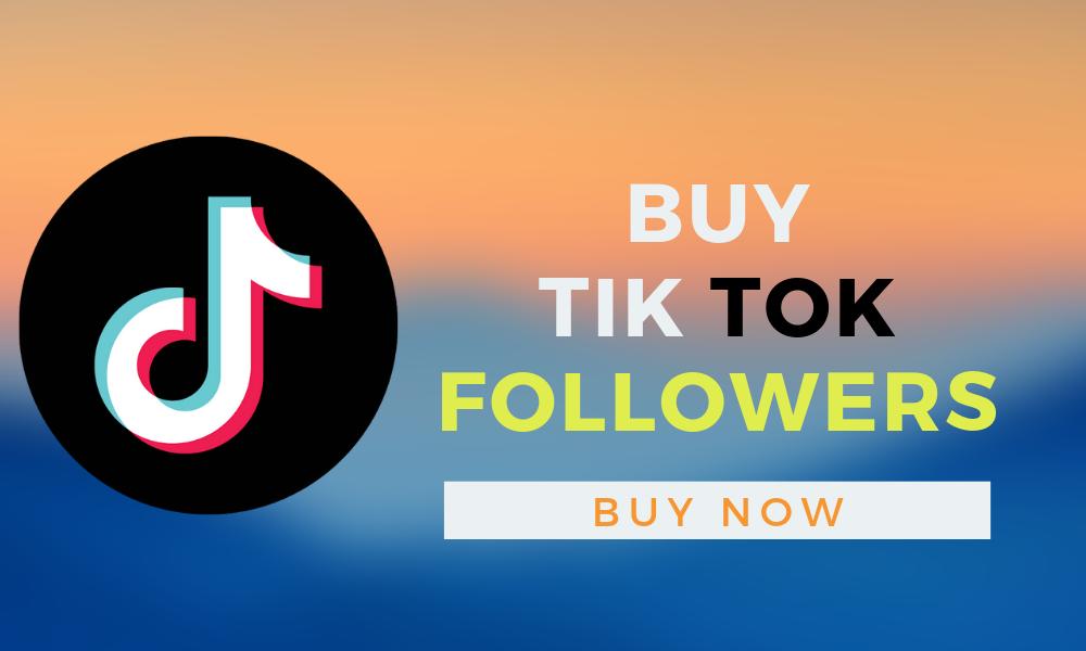 Buy TikTok Followers