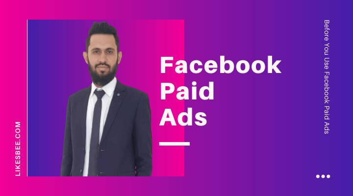 Facebook Paid Ads