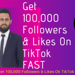 how to get 100k followers and likes on tiktok fast
